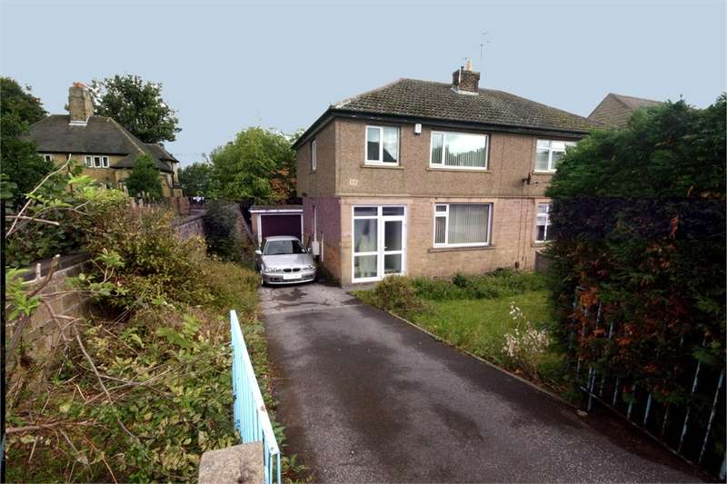 3 Bedrooms Semi Detached House for sale in Wakefield Road, HUDDERSFIELD, West Yorkshire