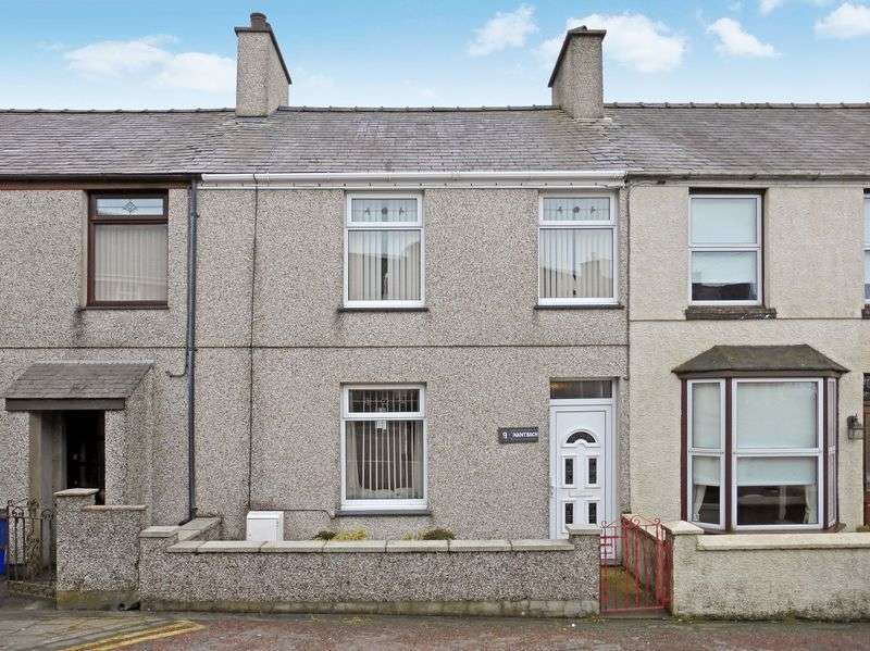 3 Bedrooms Terraced House for sale in Penygroes