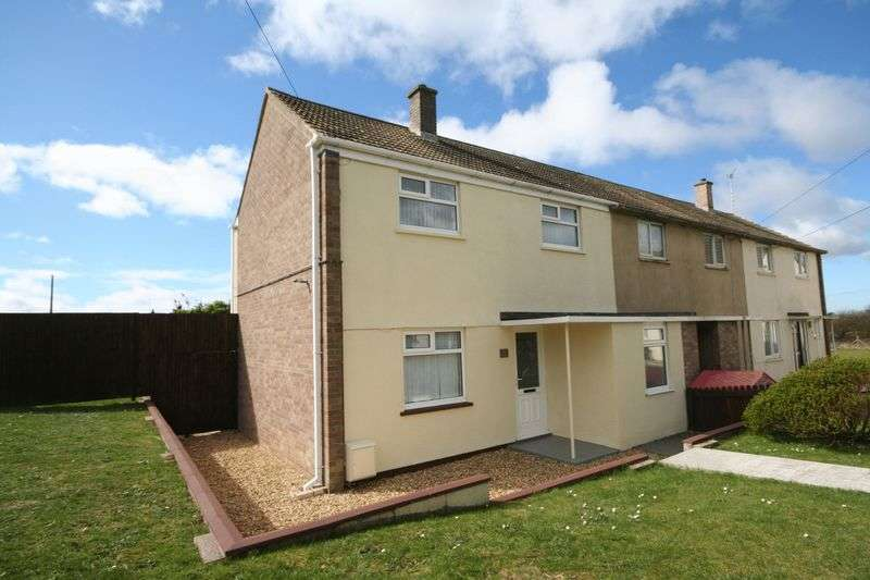 2 Bedrooms Semi Detached House for sale in Dol Eithin, Caergeiliog, Holyhead