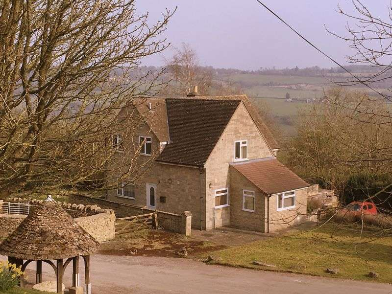 4 Bedrooms Detached House for sale in Colerne, Wiltshire