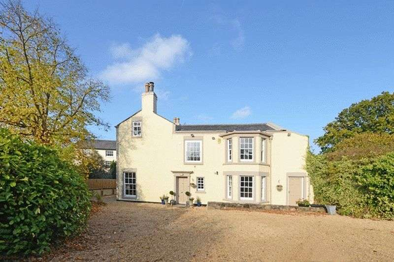 7 Bedrooms Detached House for sale in Barnston Road, Barnston with Three Acres of Land