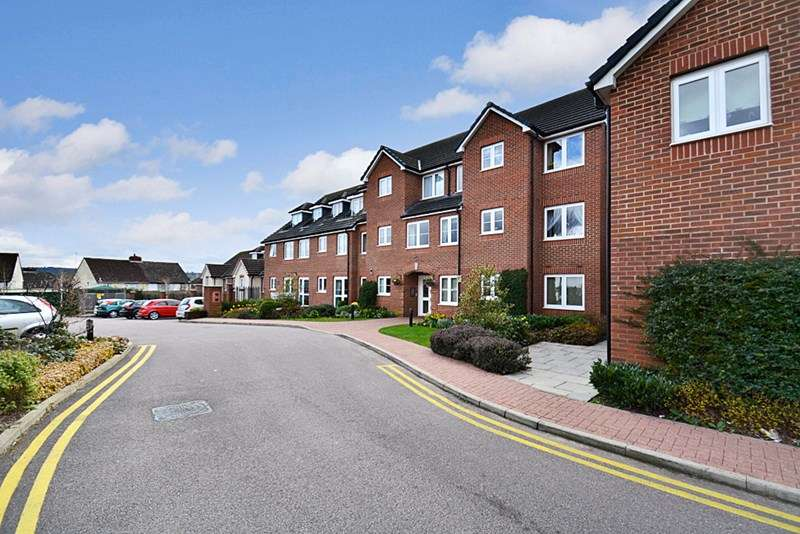 1 Bedroom Retirement Property for sale in Eden Court, Milton Keynes, MK2 2AQ