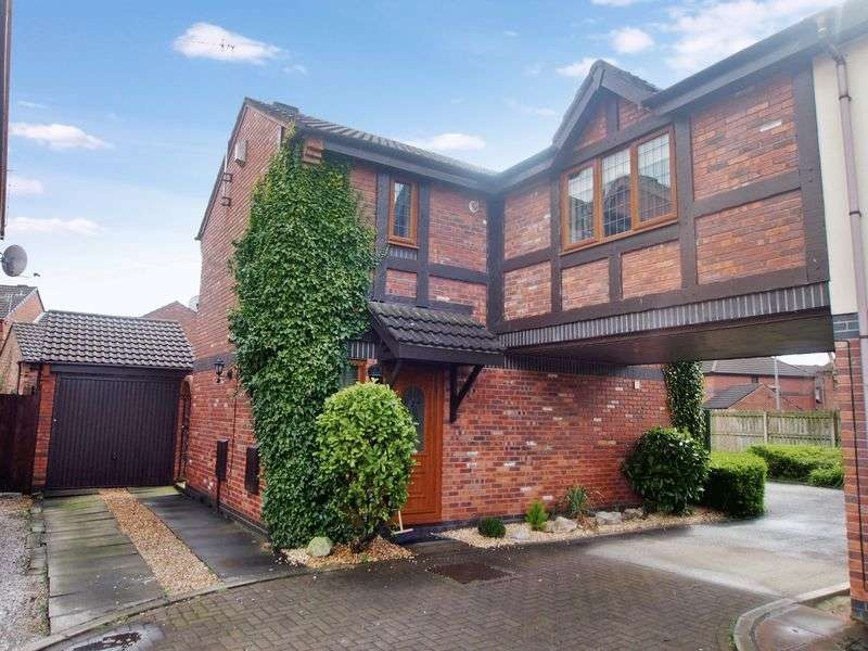 3 Bedrooms Detached House for sale in Wharfe Court, Grosvenor Park, Morecambe