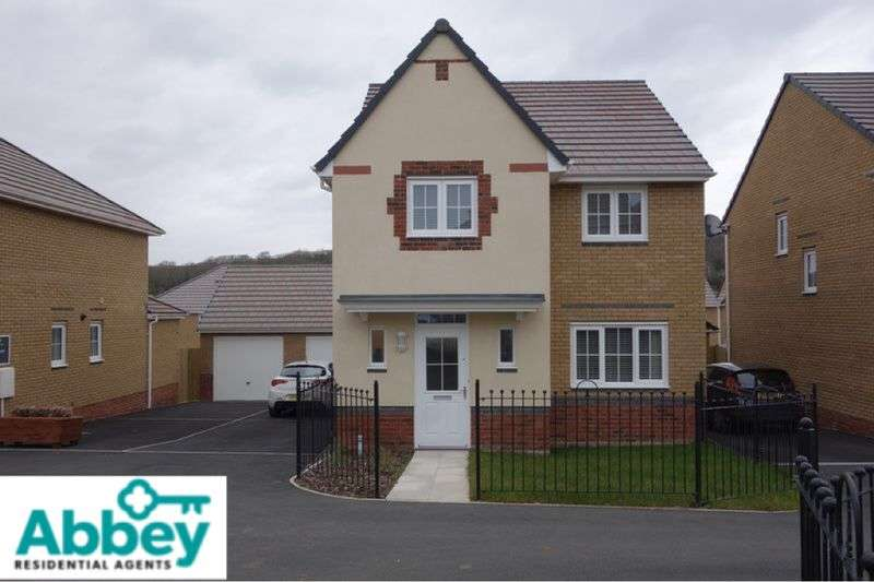4 Bedrooms Detached House for sale in Cae Morfa, Crymlyn Grove, Skewen, Neath, SA10 6EH