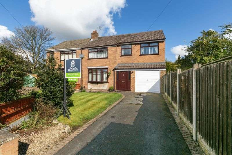 4 Bedrooms Semi Detached House for sale in Edgewood, Shevington, WN6 8HR