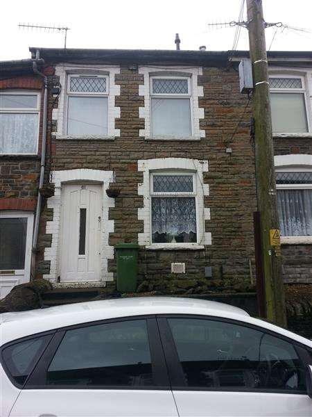 2 Bedrooms Terraced House for sale in Phillip Street, Pontypridd,