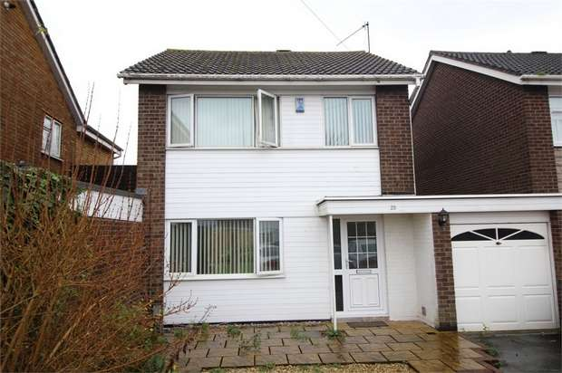 3 Bedrooms Detached House for sale in Fosse Road, Newport