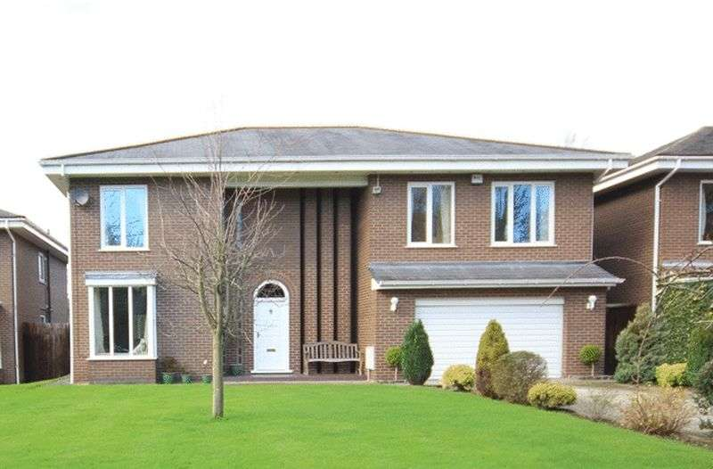4 Bedrooms Detached House for sale in Riverside View, Aigburth, Liverpool, L17