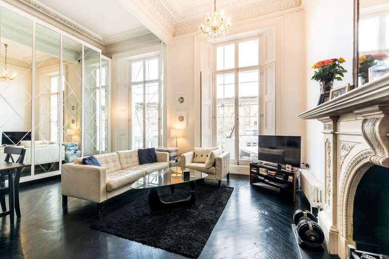 1 Bedroom Flat for sale in Linden Gardens, Notting Hill Gate, W2