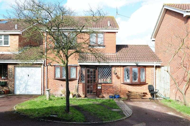 5 Bedrooms Detached House for sale in Paddington Close, Hayes