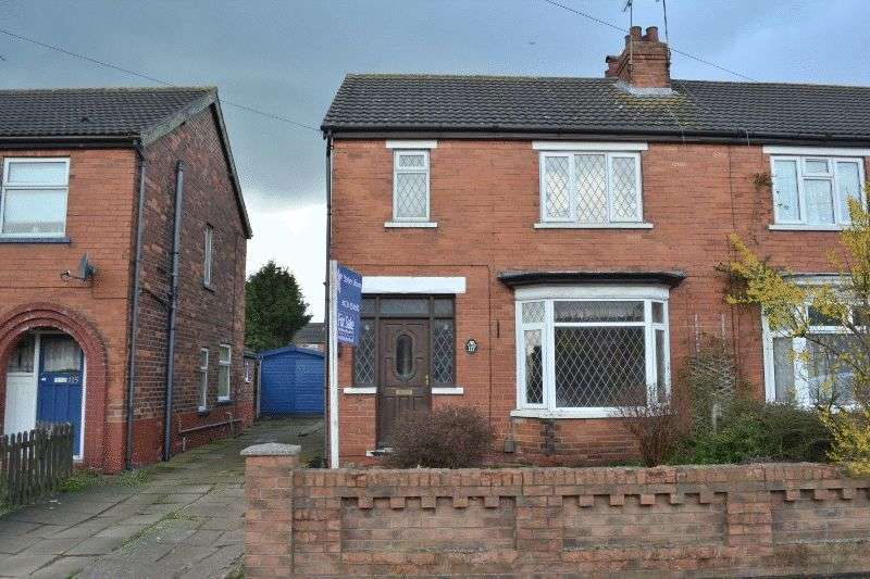 3 Bedrooms Semi Detached House for sale in Buckingham Avenue, Scunthorpe