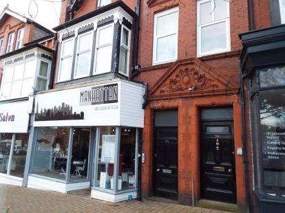 1 Bedroom Flat for sale in Woodlands Road, Lytham St Annes, Lancashire, FY8