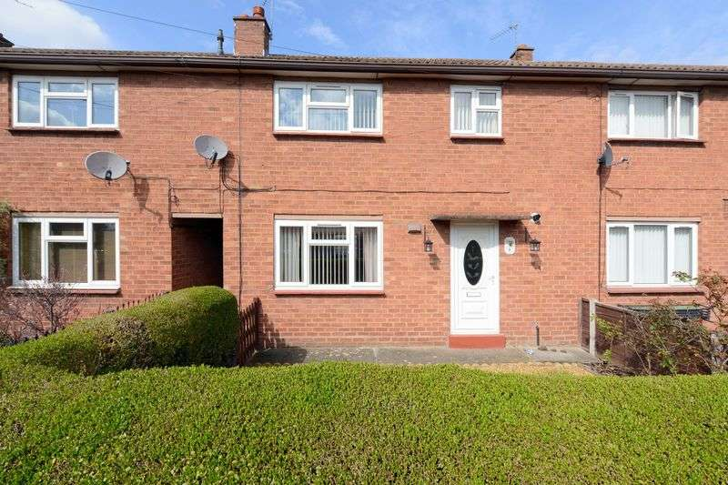 3 Bedrooms Terraced House for sale in Grove Crescent, Bridgnorth