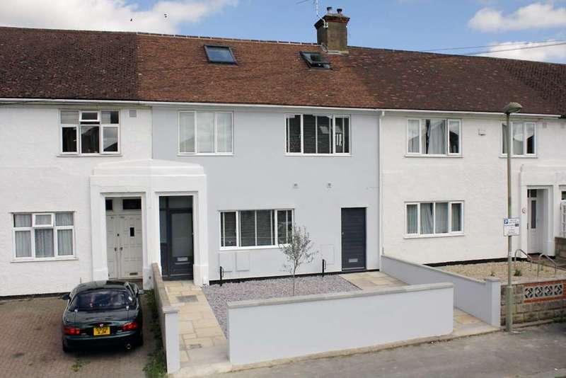3 Bedrooms Flat for rent in Wharton Road, Headington