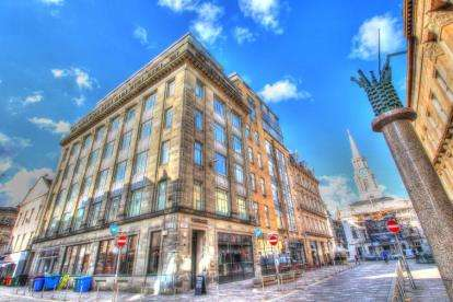 1 Bedroom House for sale in Hutcheson Street, Merchant City