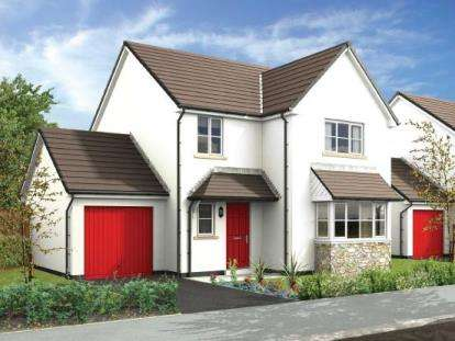 4 Bedrooms End Of Terrace House for sale in Dobwalls, Liskeard, Cornwall