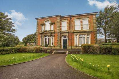 2 Bedrooms Flat for sale in Runshaw Hall, Runshaw Hall Lane, Chorley, Lancashire