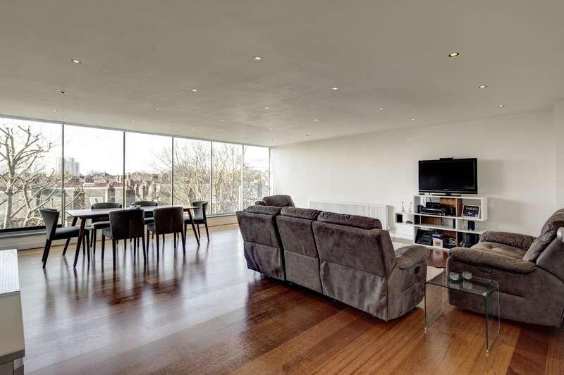 4 Bedrooms Flat for sale in Haverstock Hill, Belsize Park
