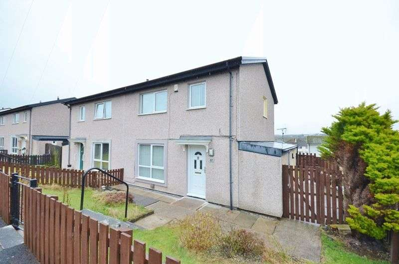 3 Bedrooms Semi Detached House for sale in Pearl Road, Workington