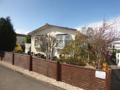 1 Bedroom Mobile Home for sale in Summer Lane Caravan Park, Banwell, Somerset