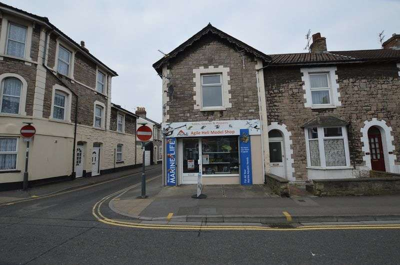 2 Bedrooms Property for sale in Burlington Street, Weston-Super-Mare