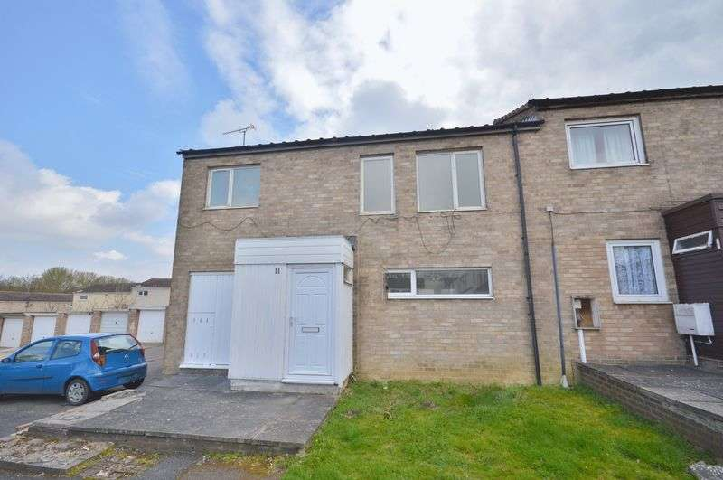 3 Bedrooms Terraced House for sale in Grimsby Close, Corby