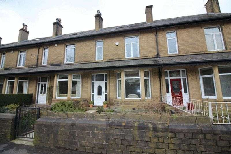 4 Bedrooms Terraced House for sale in Burnley Road, Halifax