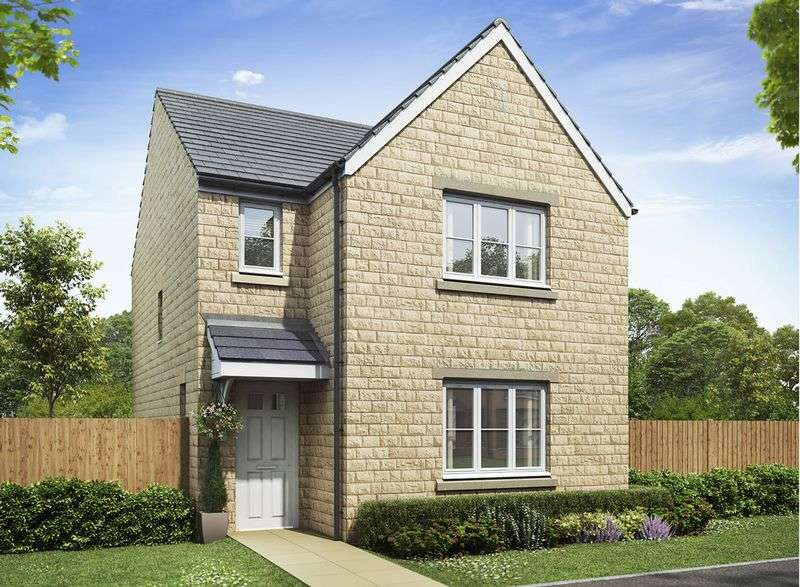 3 Bedrooms Detached House for sale in Hartcliff Meadows - The Hatfield - 3 Bed Detached