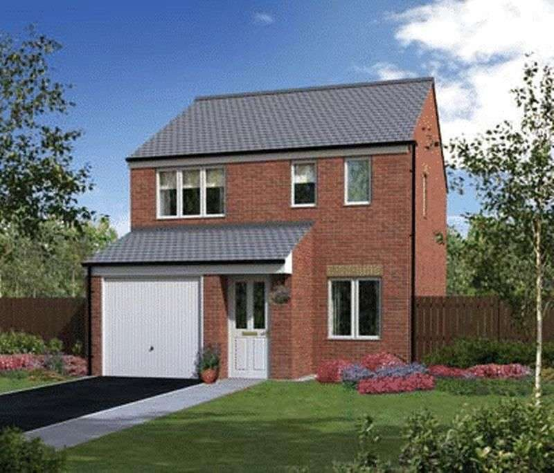 3 Bedrooms Detached House for sale in Oakland Gardens - The Rufford - 3 Bed Detached