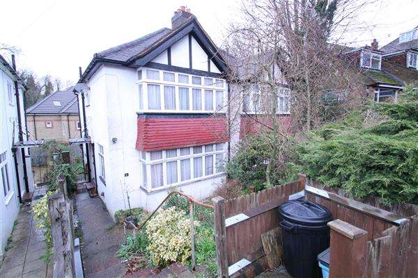 3 Bedrooms Semi Detached House for sale in Reddown Road