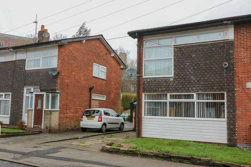 2 Bedrooms Semi Detached House for sale in Hill Cot Rd, Bolton