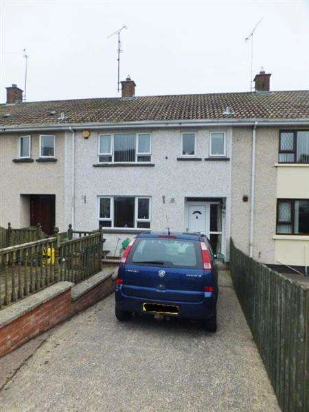 3 Bedrooms Terraced House for sale in 20 Crichton Park