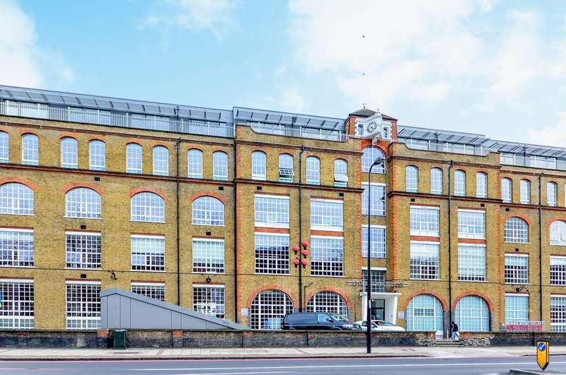 Studio Flat for sale in The Printworks, Stockwell, SW9