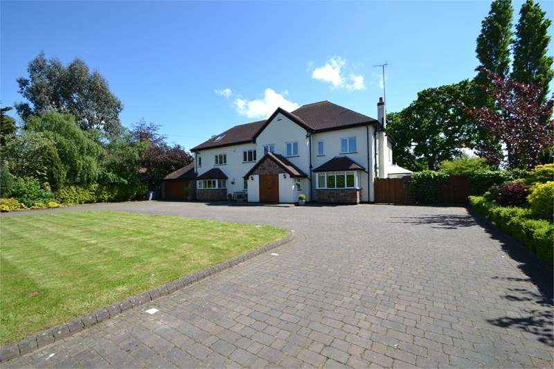 6 Bedrooms Detached House for sale in Caldy Road, Caldy