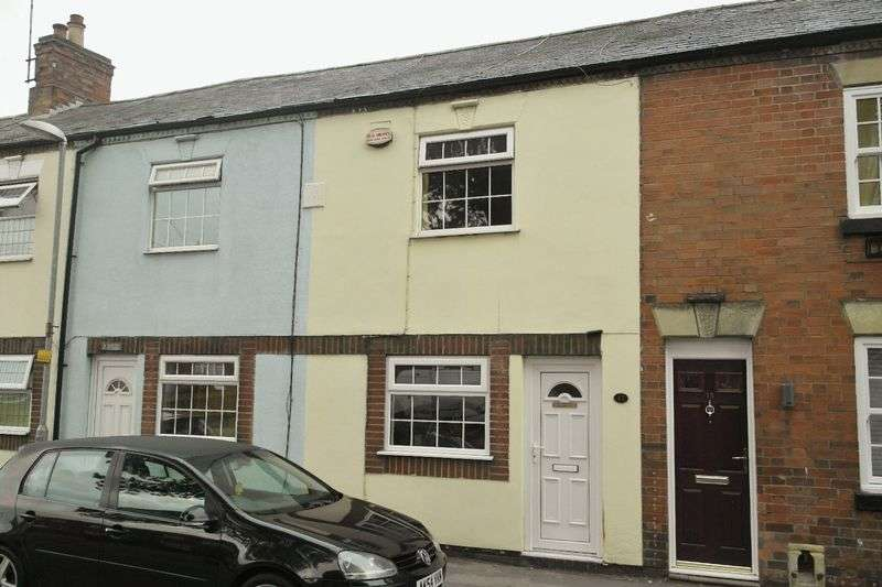 2 Bedrooms Terraced House for sale in Main Street, Great Glen