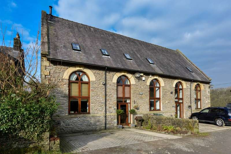 5 Bedrooms End Of Terrace House for sale in Old Mealbank School, Kendal, Cumbria, LA8