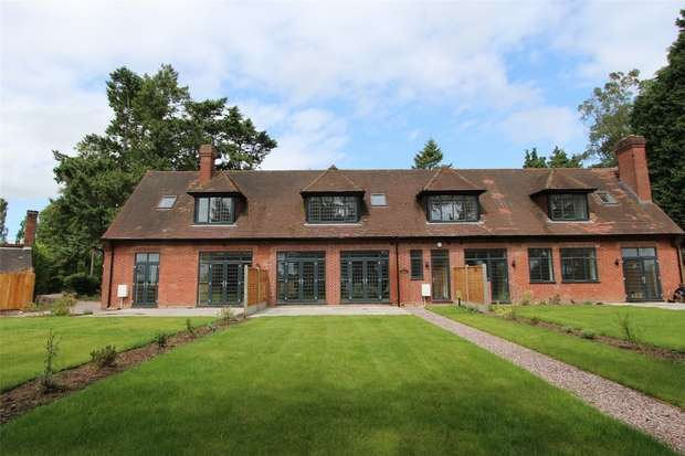 2 Bedrooms Cottage House for sale in Manor Court, Stone, Kidderminster