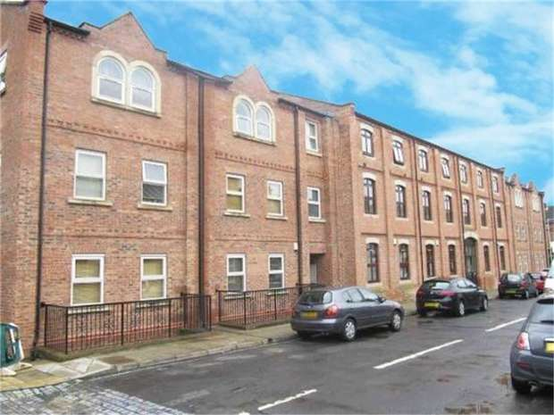 2 Bedrooms Flat for sale in Heritage Court, Darlington, Durham