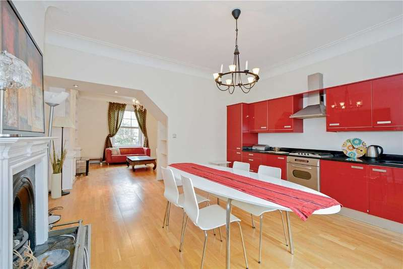 3 Bedrooms Flat for sale in Mortimer Crescent, London, NW6