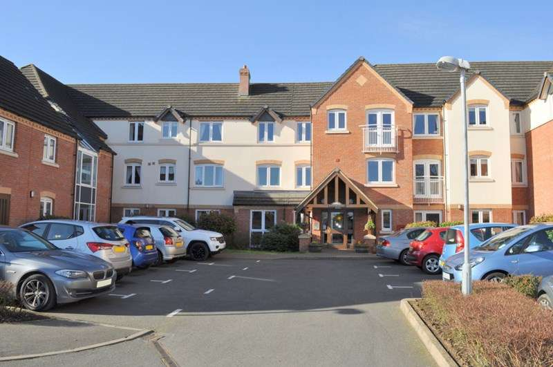 2 Bedrooms Retirement Property for sale in Pettifor Court, Leicester, LE7 7FE