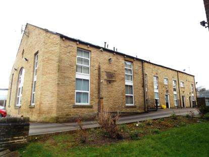 2 Bedrooms Flat for sale in Chapel House Apartments, Club Lane, Halifax, West Yorkshire
