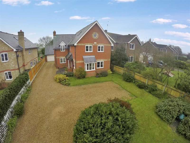6 Bedrooms Detached House for sale in Endeavour, Main Road, Shotley Gate