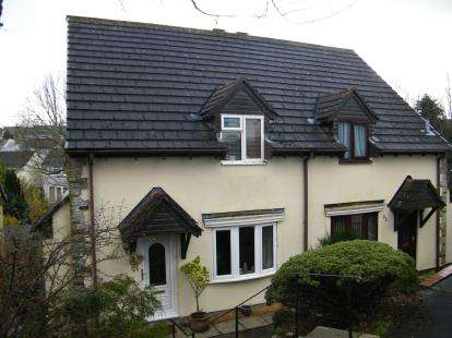 House for sale in Liskeard, Cornwall