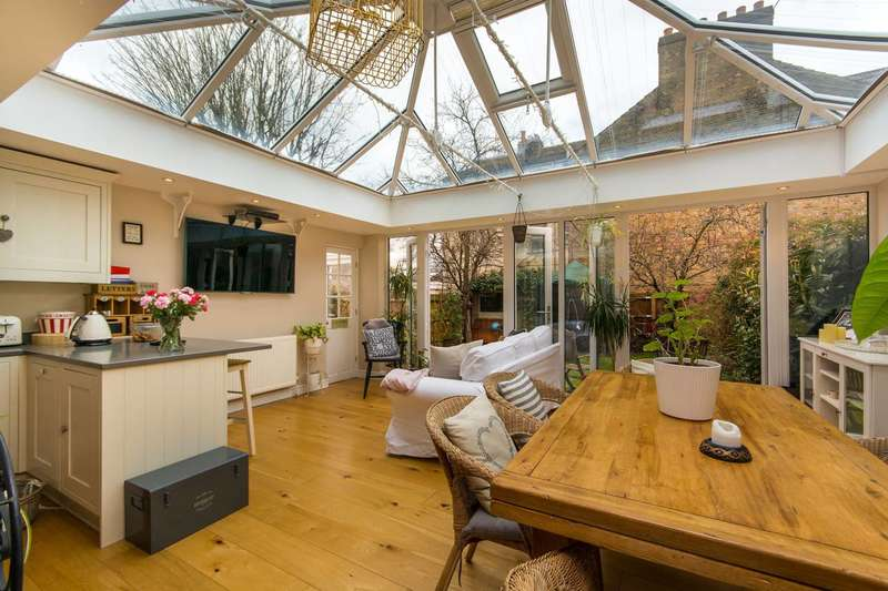 4 Bedrooms House for sale in Peckham Rye, Peckham Rye, SE15