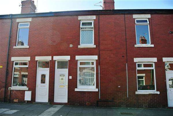 2 Bedrooms Terraced House for sale in Broughton Avenue, Blackpool