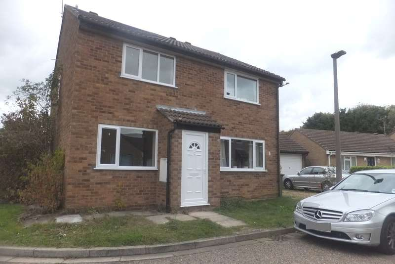 2 Bedrooms Semi Detached House for sale in Birchwood, Orton Goldhay, Peterborough