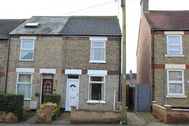 2 Bedrooms End Of Terrace House for sale in Main Street, Farcet, Peterborough, PE7 3DB