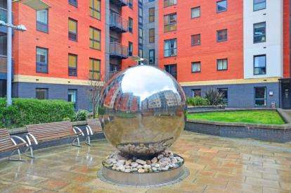 1 Bedroom Flat for sale in Atlantic One, 2 Radford Street, Sheffield, South Yorkshire