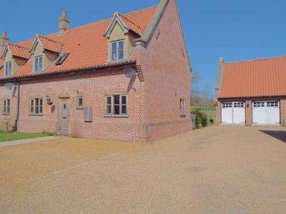 4 Bedrooms End Of Terrace House for sale in Ringland, Norwich, Norfolk