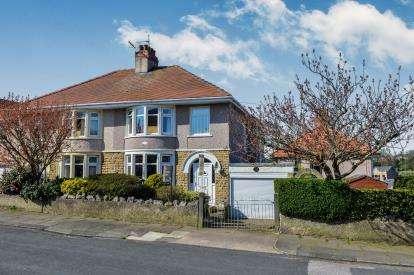 3 Bedrooms Semi Detached House for sale in St. Patricks Walk, Heysham, Morecambe, Lancashire, LA3